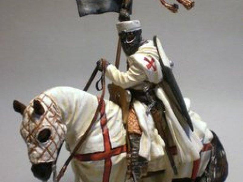 Templariusz XII w.