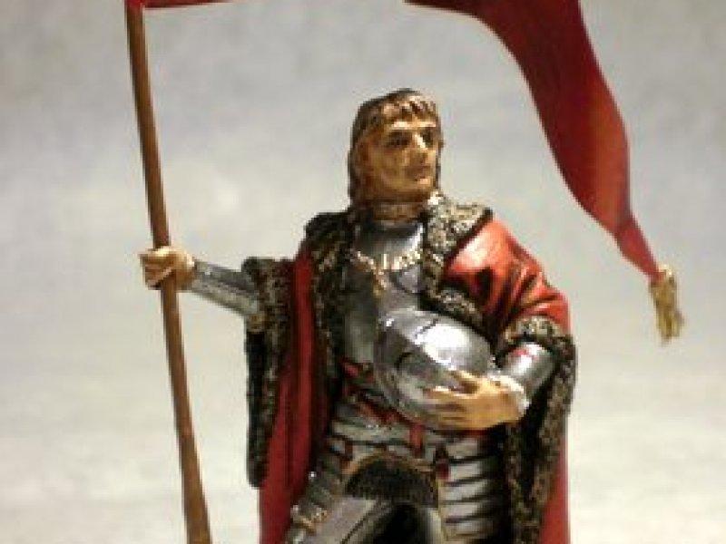 Rycerz – 2 połowa XV w.