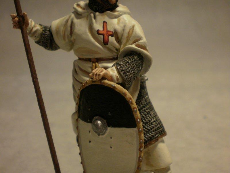 Templariusz - początek XII w.