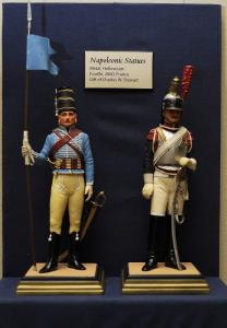 Figury z kolekcji Muzeum Historii Frazier w Luissville w USA