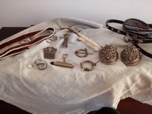 Biżuteria Dobrawy. Fot. Katarzyna Czarna